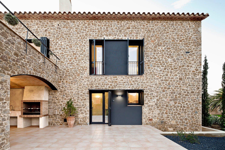 Núria Selva - Casa obra nueva Empordà